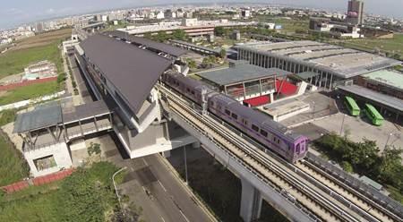 圖1-機場捷運
