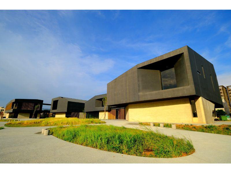 橫山書法藝術公園及橫山書法公園藝術館